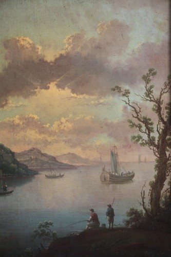 Attributed to Carlo Bonavia (born in Rome-died in 1788) - Louis XV