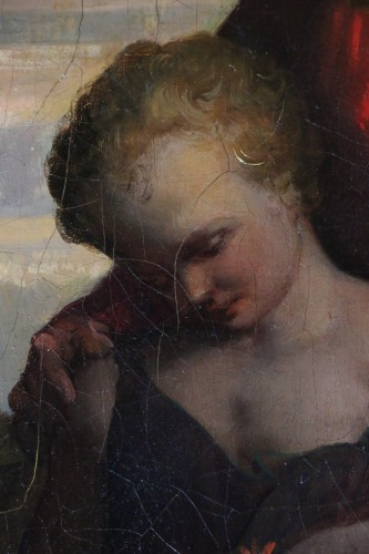 great mythological -  attributed to Romain Cazes (1808-1881), pupil of Ingres- - Napoléon III