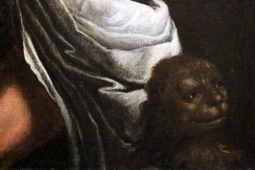 Paintings & Drawings  -  Luciano Borzone (Genoa, 1590-1645) and workshop. Saint Jerome