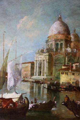 Paintings & Drawings  - View of Venice, Vedute  -  School or workshop of Francesco Guardi (1712-1793)