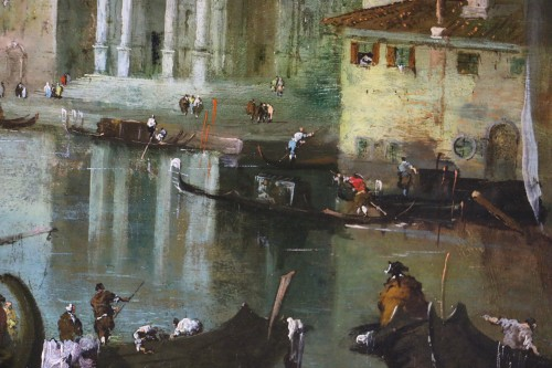 View of Venice, Vedute  -  School or workshop of Francesco Guardi (1712-1793) -