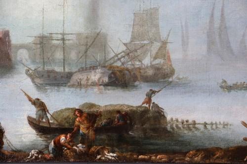 Paintings & Drawings  - Francesco Fidanza (Citta di castello 1747, Milan 1819) monogram F, Navy