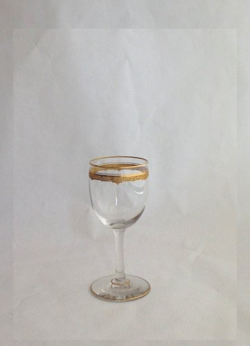 "A Saint Louis ""Roty"" pattern part table-service - 69 glasses -"
