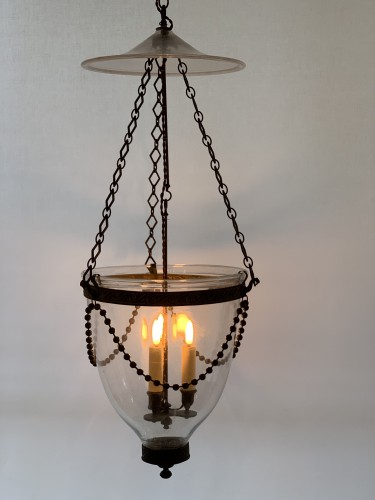 A pair of Georgian bell jar lanterns - Lighting Style