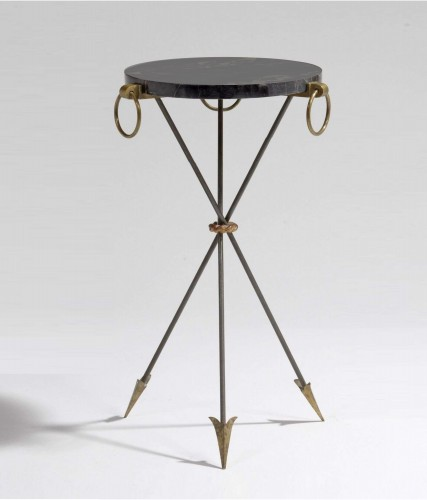André Arbus (1903-1969) - A pair of side tables - Furniture Style 50