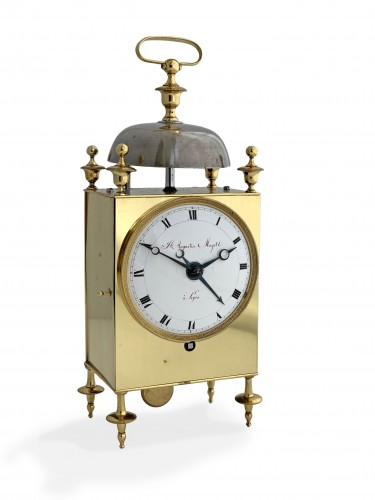 Mayet à Lyon - An early French Empire Capucine clock