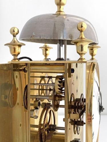 Mayet à Lyon - An early French Empire Capucine clock -