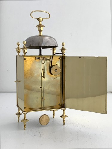 Mayet à Lyon - An early French Empire Capucine clock - Empire