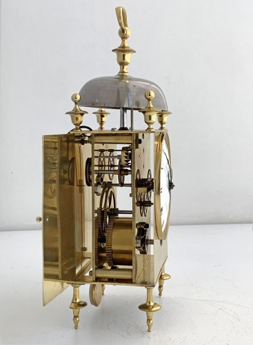 Empire - Mayet à Lyon - An early French Empire Capucine clock