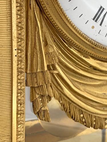 Manière - Merlet - Thomire. An important gilt-bronze mantel regulator  - Horology Style