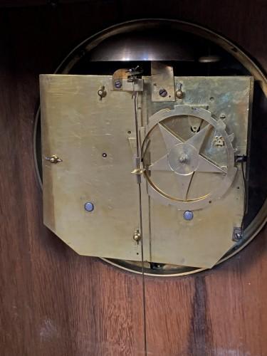 18th century - Jean Antoine Voisin - A large mahogany clock