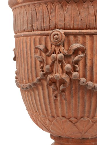 Decorative Objects  - Vases in terracotta circa 1860
