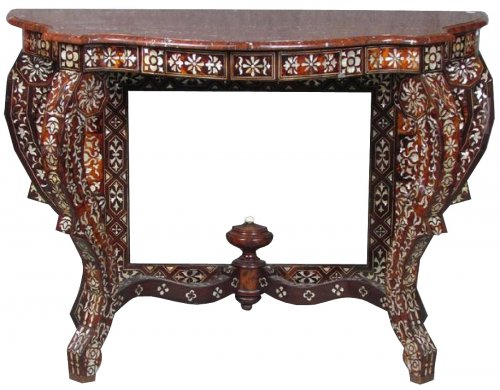 19th century Mexican console