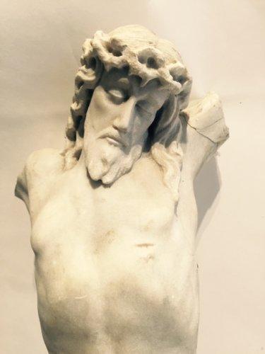 Marble Christ, 17th century -