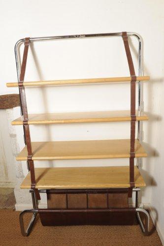 "Furniture  - Library ""Jumbo"" Poltrona Frau de Luigi Massoni"