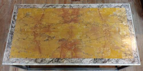 Architectural & Garden  - Italian marble top, 18th century