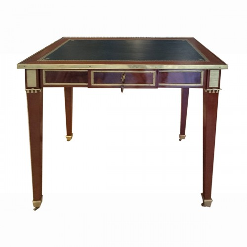 Writing table from Neoclassical period, end of 18th century