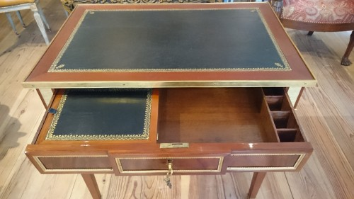 Writing table from Neoclassical period, end of 18th century -
