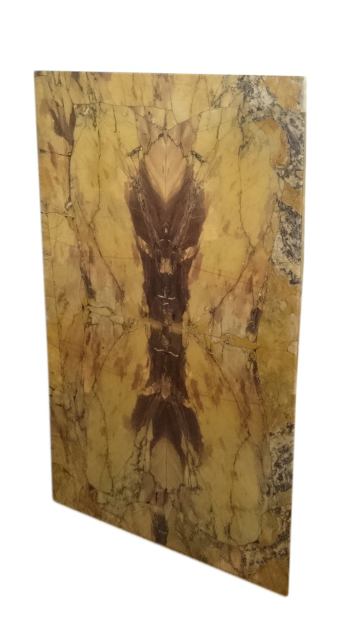 plateau en marbre italie 18e si cle. Black Bedroom Furniture Sets. Home Design Ideas