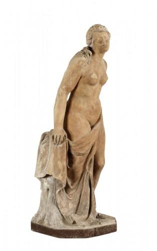 Vénus in terracotta, Italy 17th century