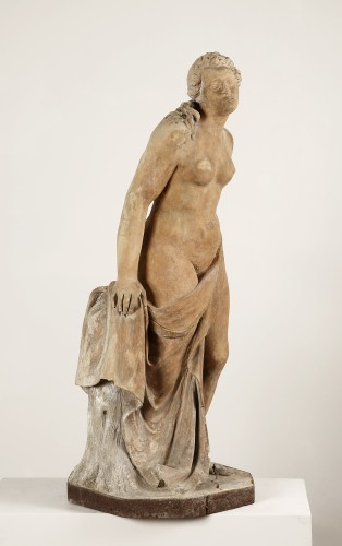 Sculpture  - Vénus in terracotta, Italy 17th century