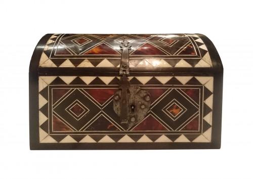 Mexican casket, 18th century