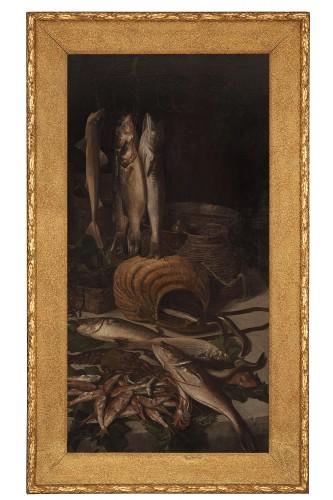 Grande paire de natures mortes - 1892 -