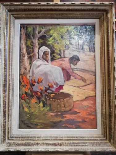 Malagasy by Georges Razana Maniraka (1900-1943)