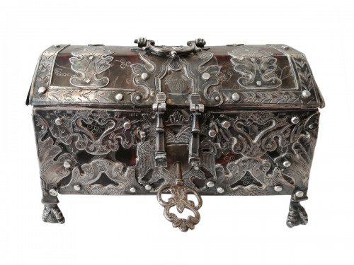 Mexican box, 1st half of the 18th century