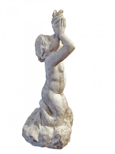 "Fountain element ""Triton 19th century"