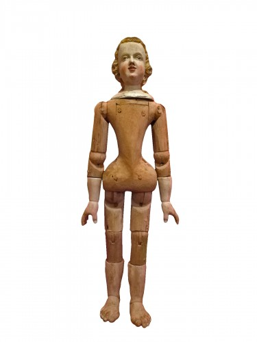 Wooden dummy 18th century