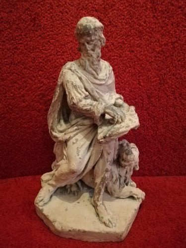 17th century - Sculpture of St. Jerome 17th century