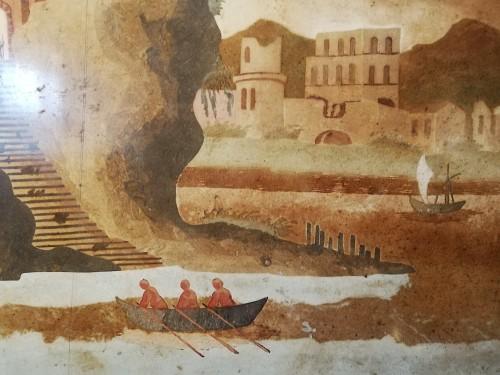 Decorative Objects  - Scagliola 18th century