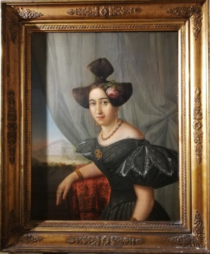 Portrait of Woman, 1831