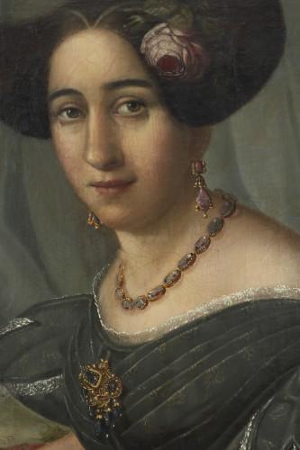 19th century - Portrait of Woman, 1831
