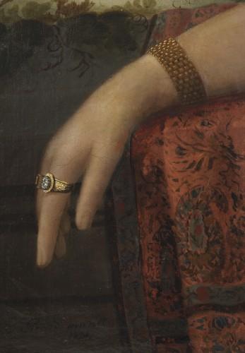Portrait of Woman, 1831 -