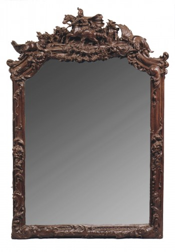 Mirror Flanders early 18th century
