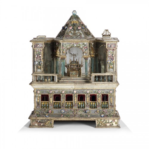 Autel miniature - Venise 18e siècle