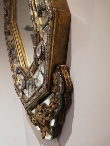 19th century - Pair of italians mirrors, 19th century