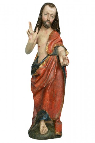 Sculpture Ascension of Christ