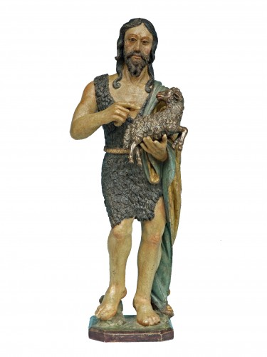 Saint John the Baptist, Northern Italy circa 1520- 40