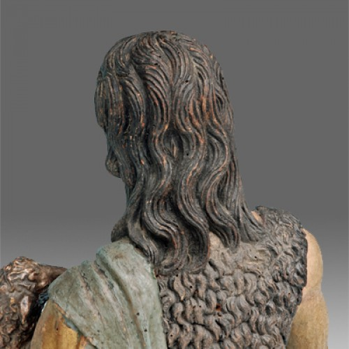 Saint John the Baptist, Northern Italy circa 1520- 40 -