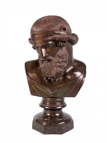 Bust of Platon