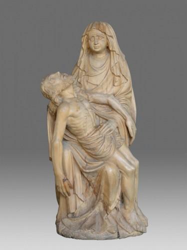 Middle age - Pieta 15th century