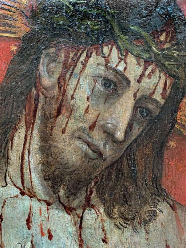 Middle age - Ecce Homo,  about 1420