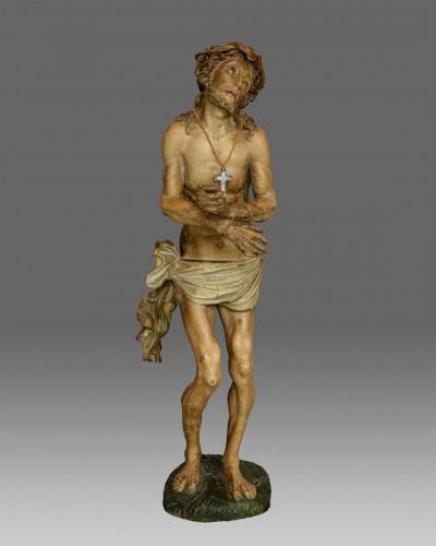 Christ suffering around 1650 - Renaissance