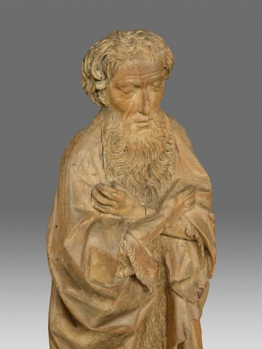 Sculpture of Saint John around 1500 -
