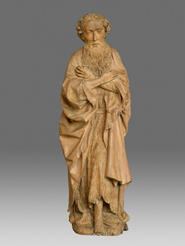 16th century - Sculpture of Saint John around 1500