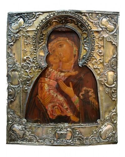 Icon Vladimirskaja