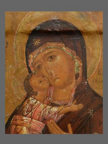 Icon Vladimirskaja -